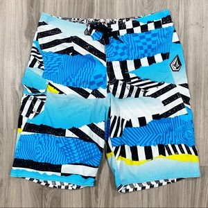 VOLCOM New Wave Renegade Board Shorts